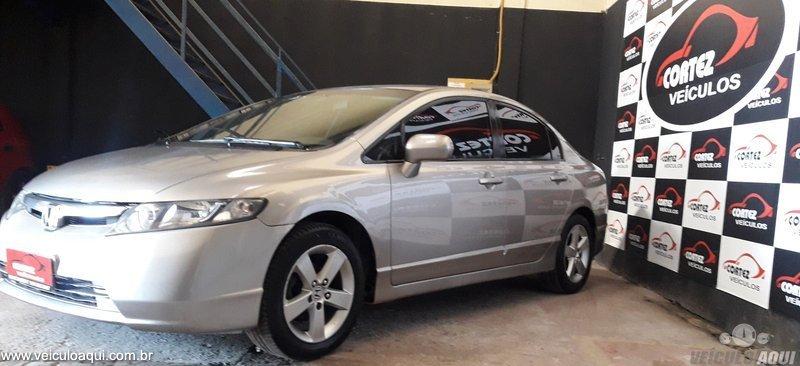 Honda Civic 2006/2007 | CIVIC 1.8 MANUAL | CORTEZ VEICULOS | (53) 3275 0181    Oi (53) 98473 6887   Oi/Whats | R$ 29.900,00 Resultado Detalhe
